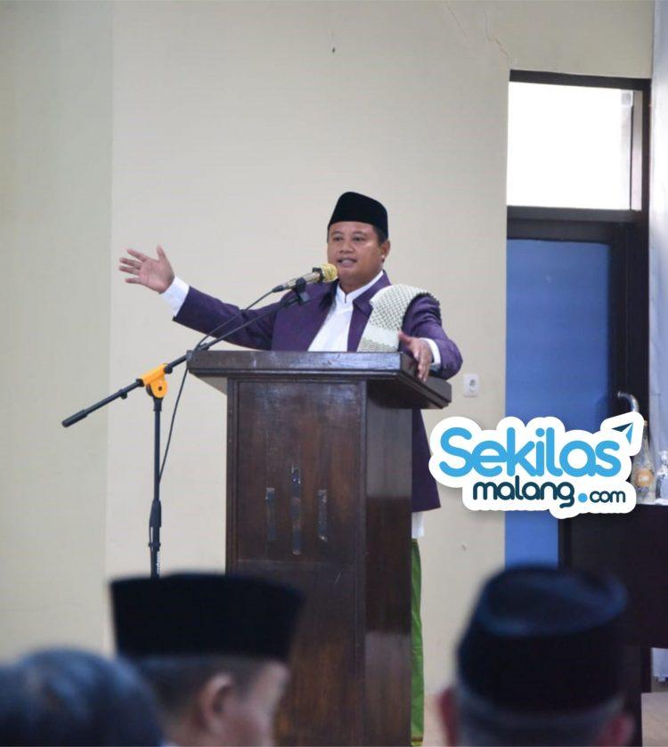 Foto: Wakil Gubernur Jawa Barat Uu Ruzhanul Ulum membuka Seminar dan Workshop Literasi Digital Priangan Timur di Aula Adipati Angganaya Kantor Bappeda Kabupaten Ciamis.