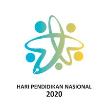 Gambar: Logo Resmi Hari Pendidikan Nasional Tahun 2020