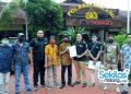 Foto: Rekan  LBH Malang di Porles Malang